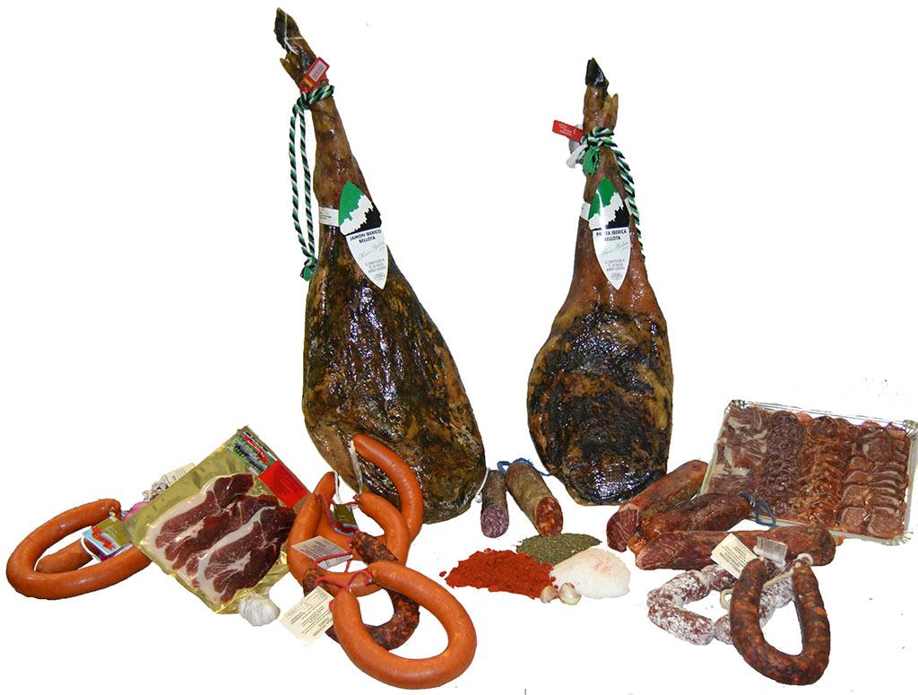 Productos de Extremadura