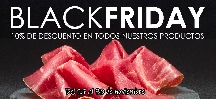 Black Friday en Hermanos Galea del 27 al 30 de noviembre